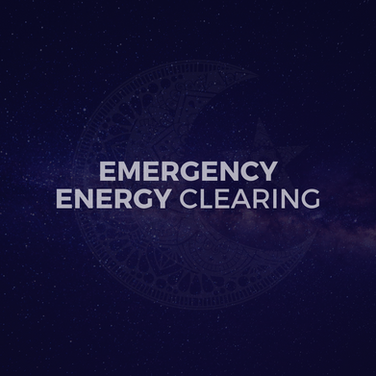 Emergency Energy Clearing