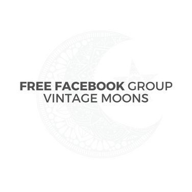 Free Facebook Group Vintage Moons