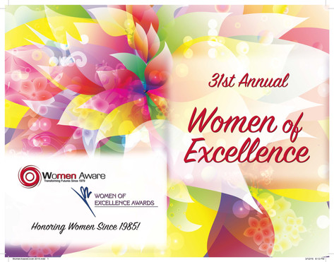 Event Booklet Women Aware