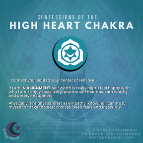High Heart Chakra In Alignment