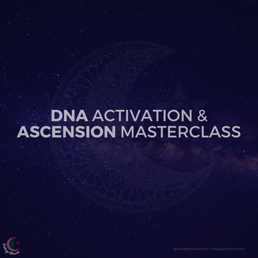 DNA Activation & Ascension Masterclass