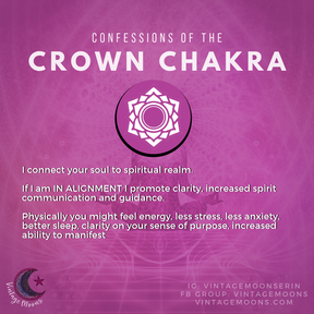 Crown Chakra In Alignment