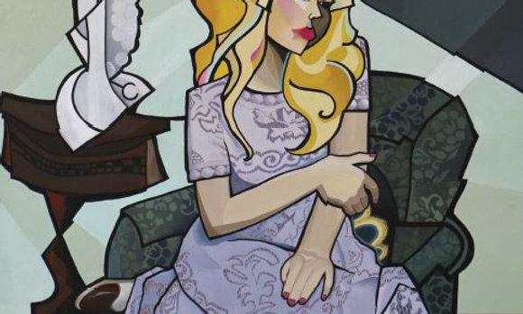 The Lilac Dress de Drey Sørensen - 60 pièces