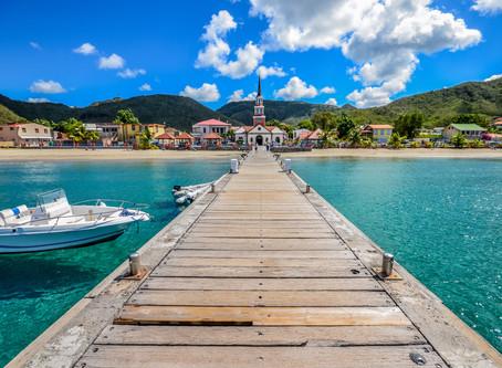 """""""Nou kontan wè zot"""" - Carnet de voyage en Martinique J1"""
