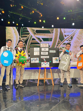 National Science Challenge 2021