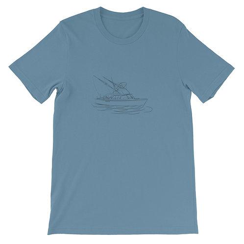 Bertram 31 Short-Sleeve Unisex T-Shirt