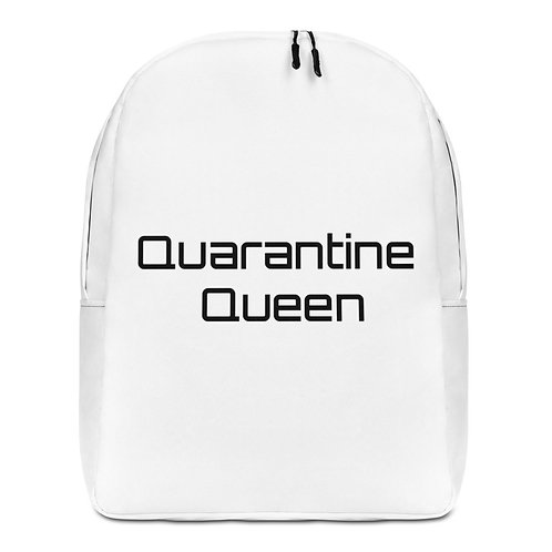 Quarantine Queen Backpack