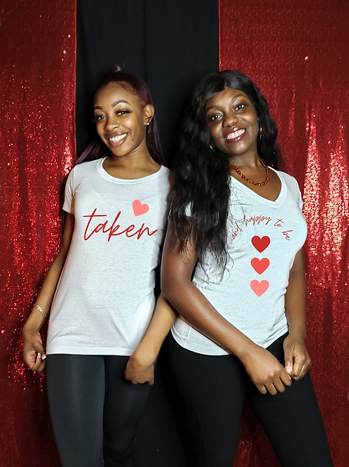 Taken and Happy to Be Loved Collection