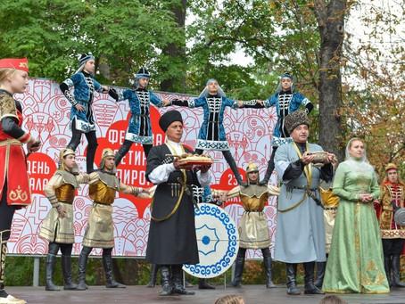 Северная Осетия отметила День республики и День Владикавказа