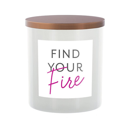 Find Your Fire Candle