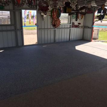 Outdoor Commercial Flooring