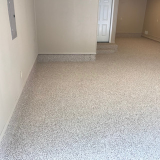 Custom Garage Flooring