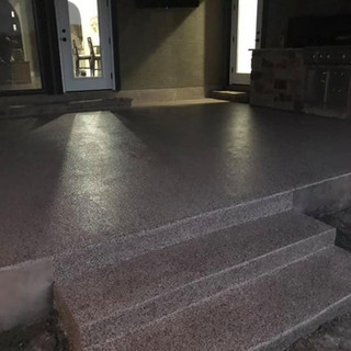 Epoxy Patio
