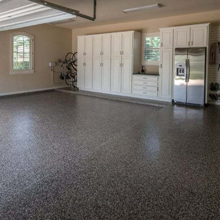 Residential Epoxy Floor