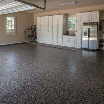 Residential Epoxy Floor
