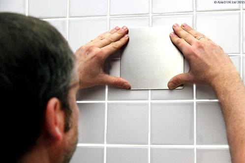 Mobeli Stainless Steel Plates 145x295mm each VAT EXEMPT