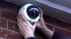 Dome camera, cctv/ip, cctv, santa rosa camera, surveillance, camera installation,