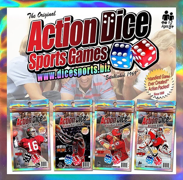pocket game, dice game, dice portable game, dice sports game, nfldicegame, nhldicegame, nbadicegame,