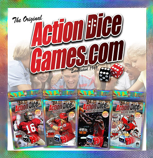 pocket game, dice game, dice portable game, dice sports game, nfldicegame, nhldicegame, nbadicegame, mlbdicegame, action dice game, golfgame, boxinggame, espn, sportsgame