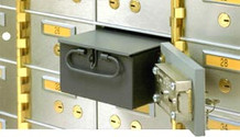 Safety Deposit boxes opened