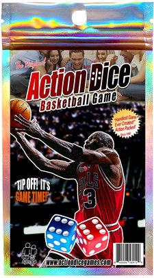 Dice Basketball