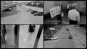 CCTV/IP, Security camera, cctv, access control, card reader, electronic lock, keyless entry, ada ope