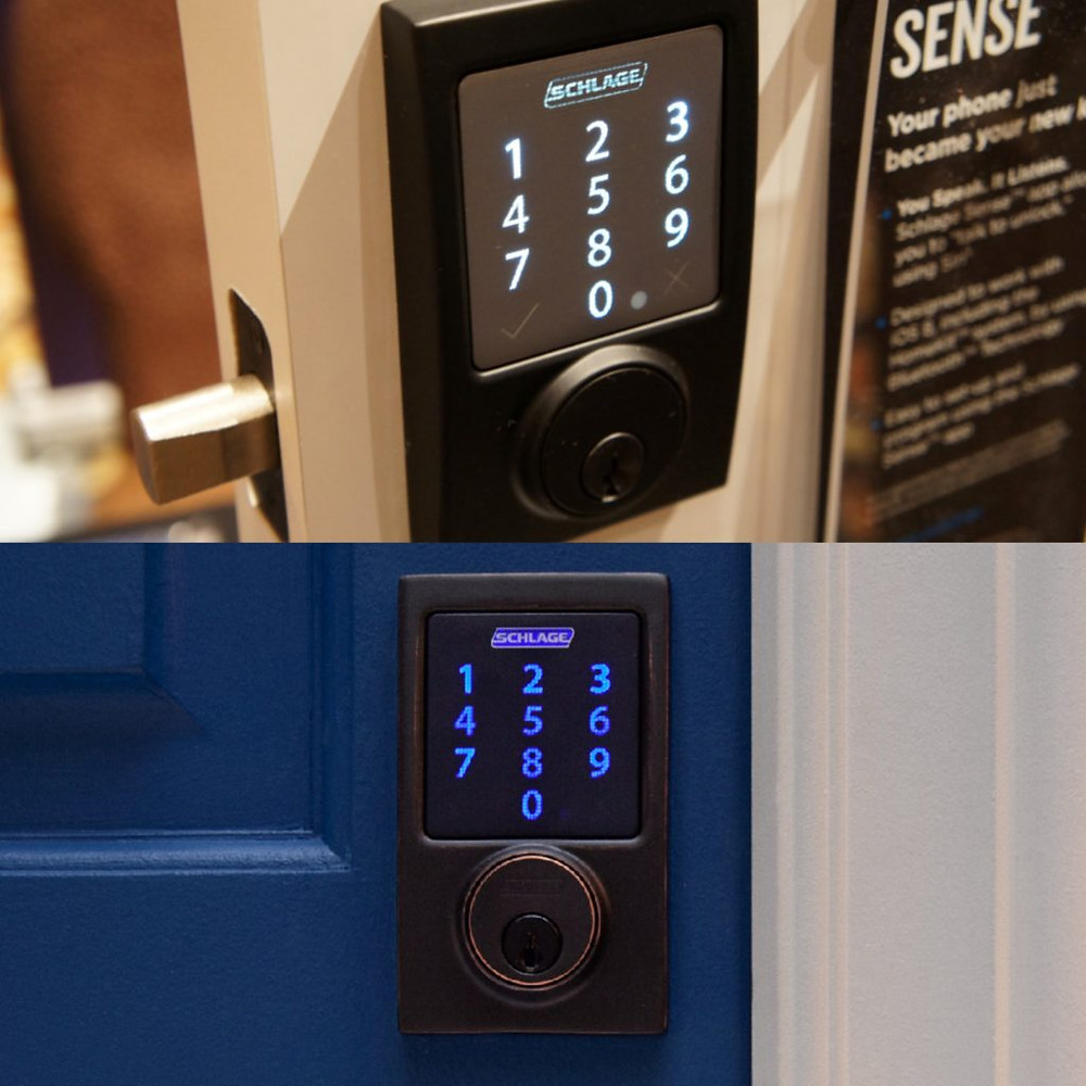 Night function, call Lock Stop and key to schedule and appointment today.