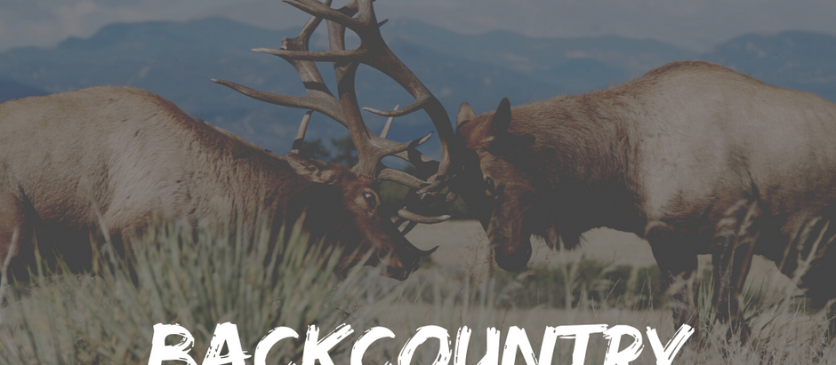 Backcountry Backer Catch Up with Quick Draw Archery