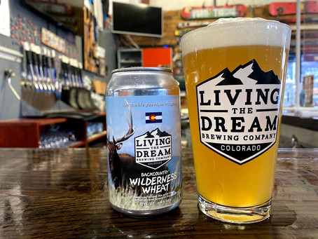 New Brew: Backcountry Wilderness Wheat