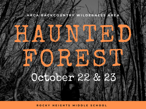 Quick Guide: Haunted Forest 2021