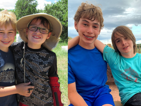 Growing Up at Camp Backcountry