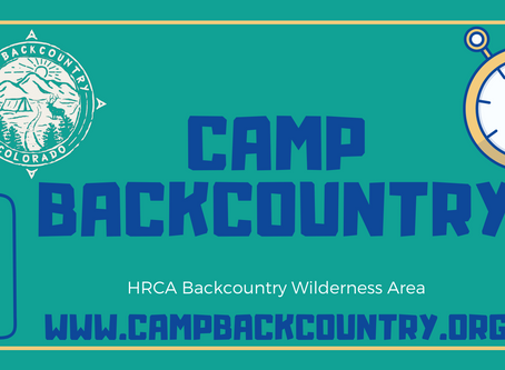 Camp Backcountry: A Letter from the Director