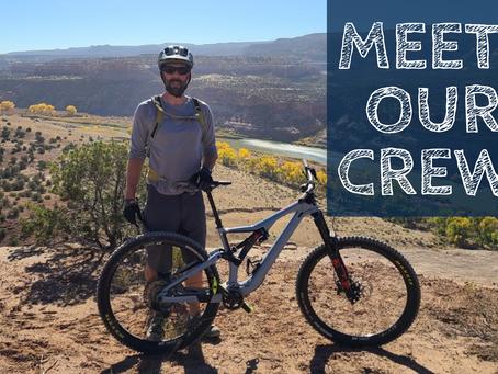 Meet Our Crew: Mark Giebel