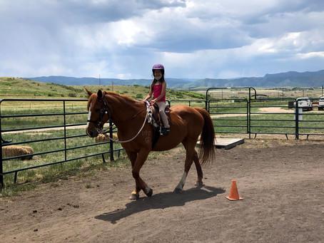 Program Spotlight: Private Horseback Riding Lessons