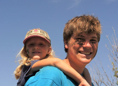 Program Spotlight: Camp Backcountry Leader-in-Training Program