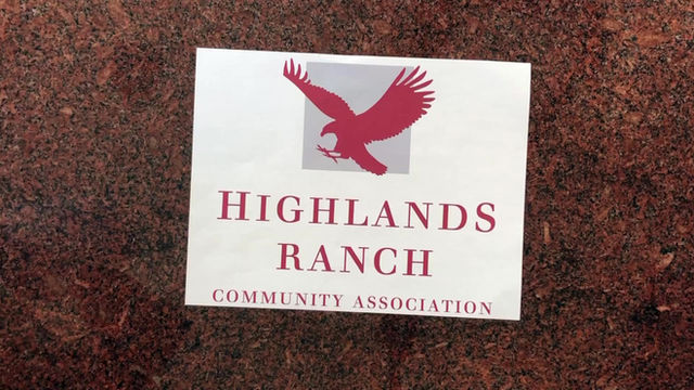 When You Think of Highlands Ranch...