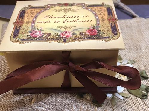 Victorian Luxury Soap