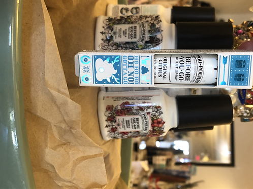 travel size poo-pourri
