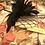 Thumbnail: black feathered headpiece
