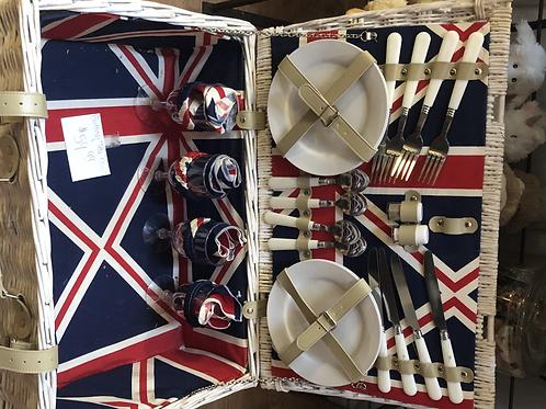 British Picnic Basket
