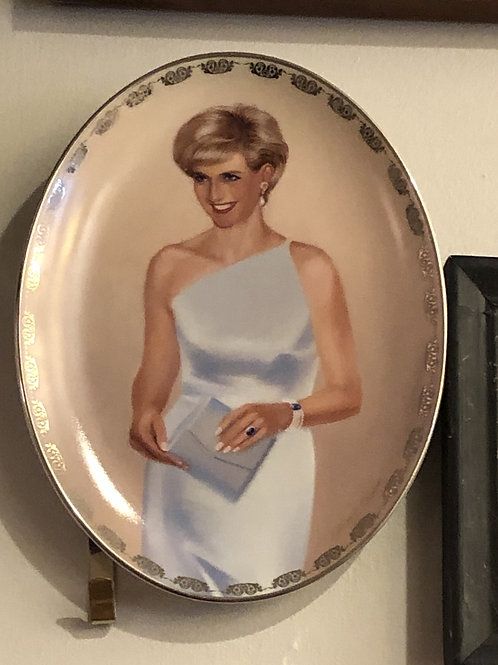 Diana: Queen Of Our Hearts Collector Plates