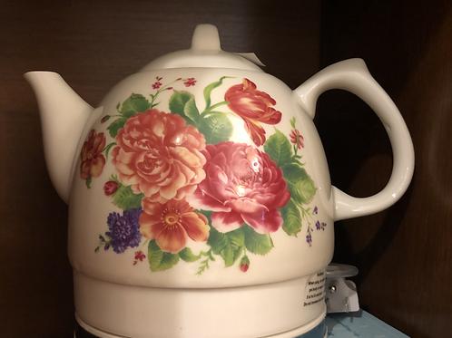 Electric Tea Pot -White