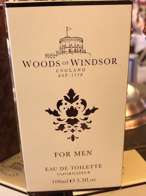 3.3 fl oz Woods of Windsor England Cologne for Men