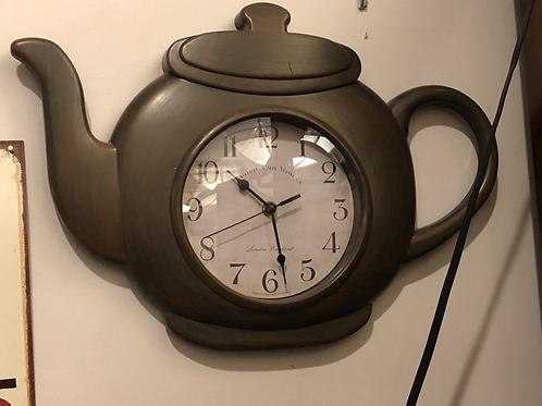 Tea Pot Clock