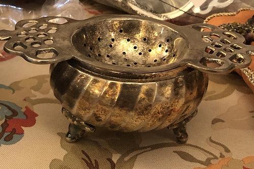Antique Tea Strainer