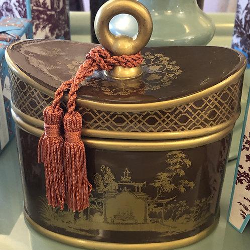 Large SedaFrance Ceramic Candle