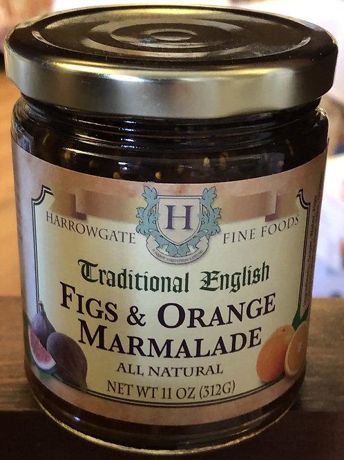 Traditional Fig & Orange Marmalade