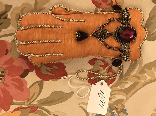 Victoria Jeweled Piece
