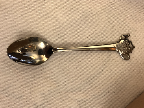 Tea Pot Tea Spoon