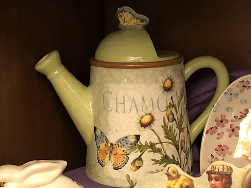 Watering Can Decor- ceramic